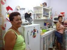en la casa mi madre